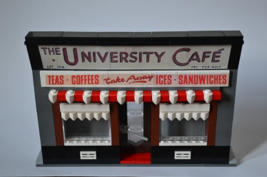 Glasgow University Cafe