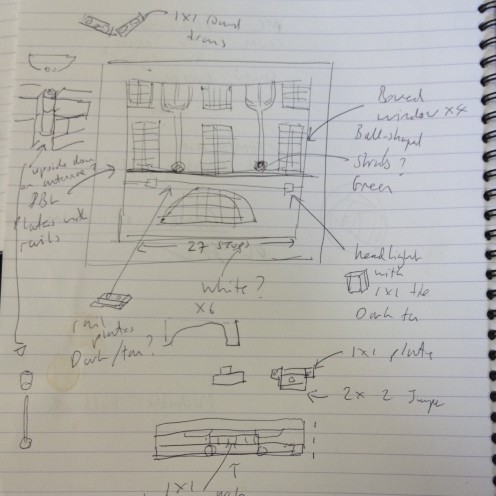 house for an art lover plans (2)